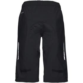 VAUDE Moab Rain Shorts Herren black